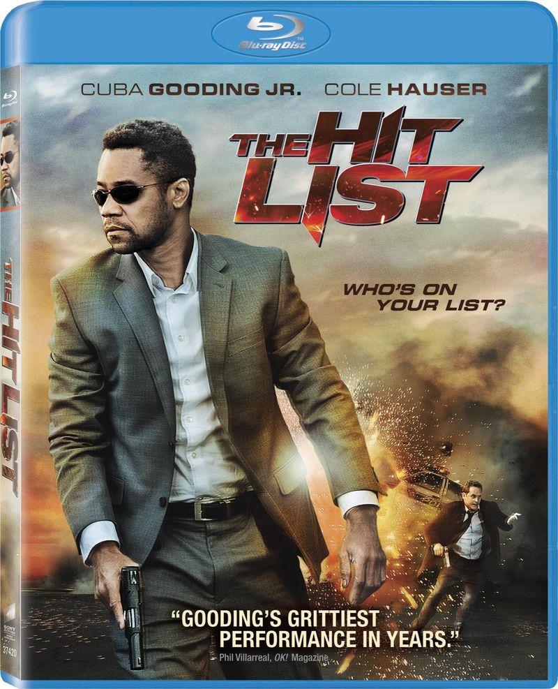 HIT LIST Blu-ray