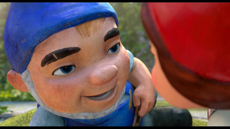 GNOMEO & JULIET Gnomeo
