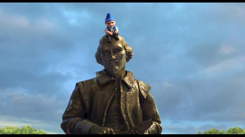 GNOMEO & JULIET William Shakespere