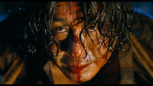 I SAW THE DEVIL Choi Min-sik bloody