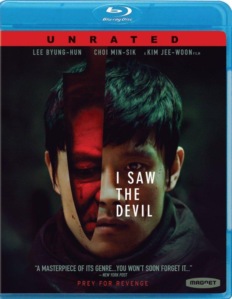 I SAW THE DEVIL Blu-ray