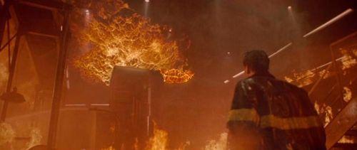 BACKDRAFT Fire