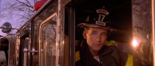 BACKDRAFT William Baldwin