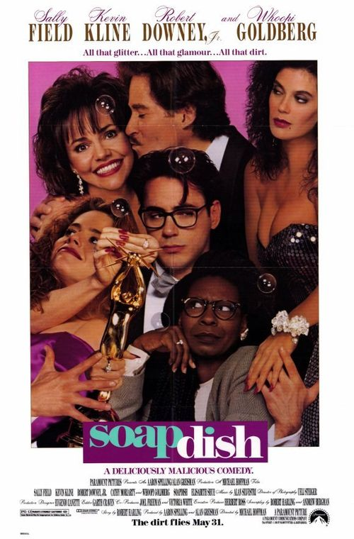 SOAPDISH POSTER
