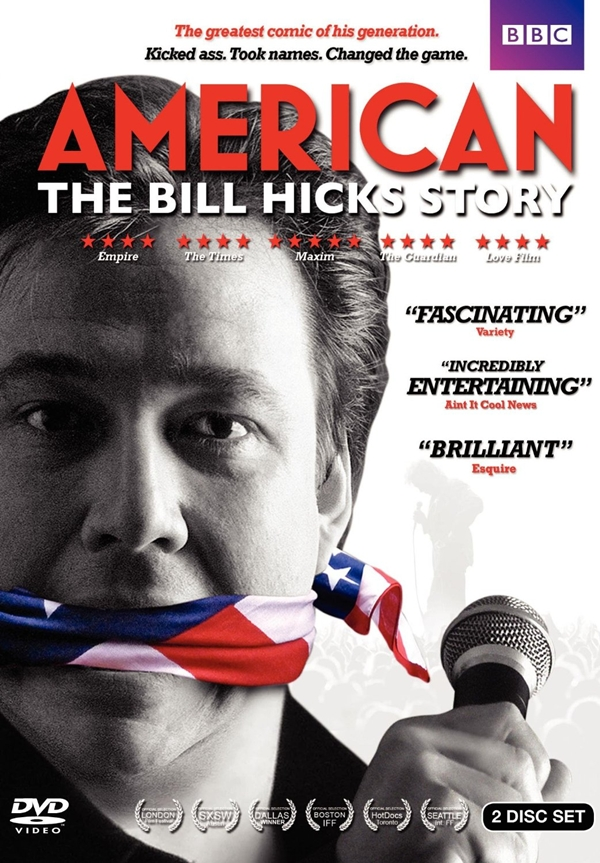 AMERICAN THE BILL HICKS STORY DVD