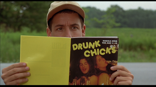 BILLY MADISON Drunk Chicks