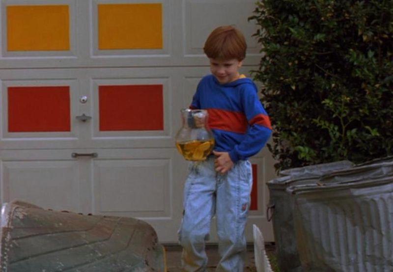 PROBLEM CHILD 2 Lemonade Pee