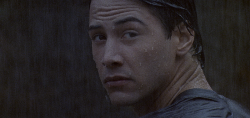 POINT BREAK Keanu Reeves