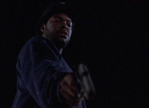 BOYZ N THE HOOD Ice Cube Gun