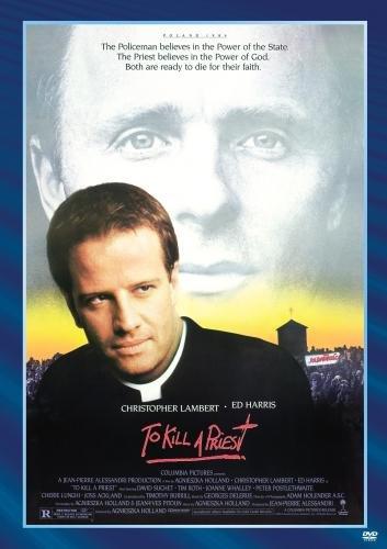 TO KILL A PRIEST DVD