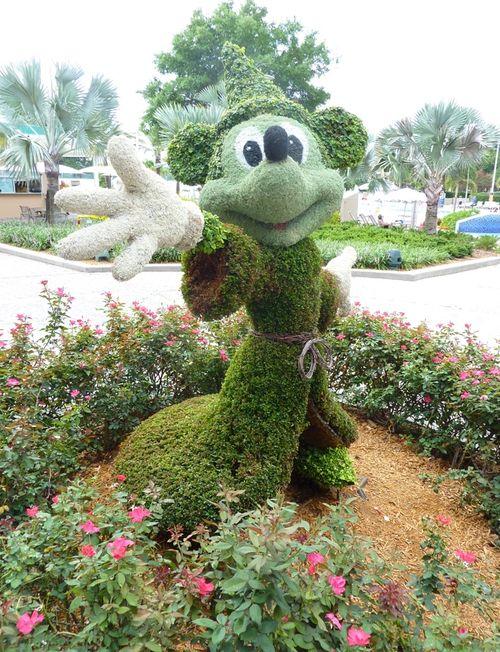 Disney's Contemporary Resort 10