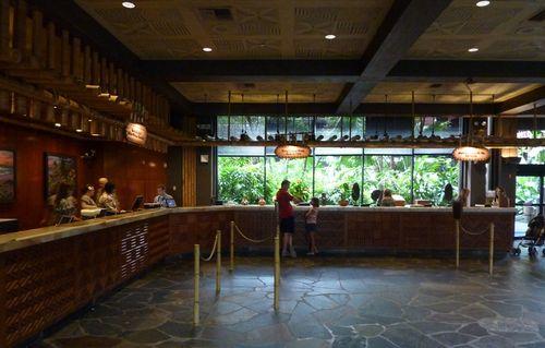 Disney's Polynesian Resort 12