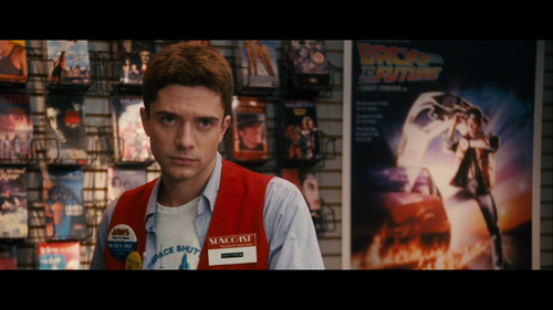 TAKE ME HOME TONIGHT Topher Grace