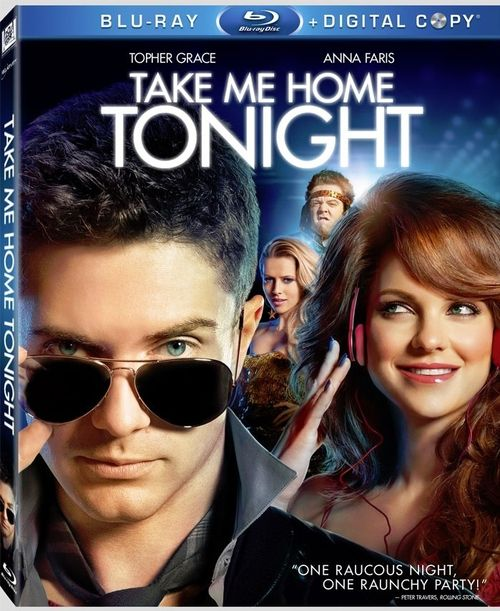 TAKE ME HOME TONIGHT Blu-ray