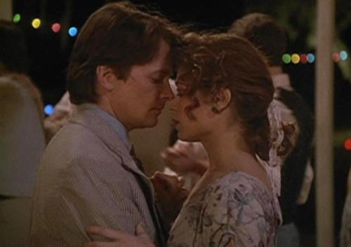 DOC HOLLYWOOD Michael J. Fox Julie Warner