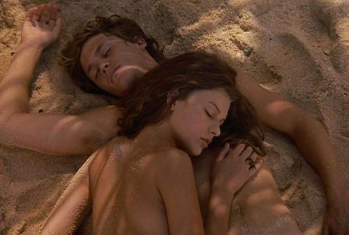RETURN TO THE BLUE LAGOON Milla Jovovich Brian Krause