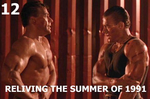 DOUBLE IMPACT Jean-Claude Van Damme Twins 1