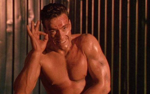 DOUBLE IMPACT Jean-Claude Van Damme