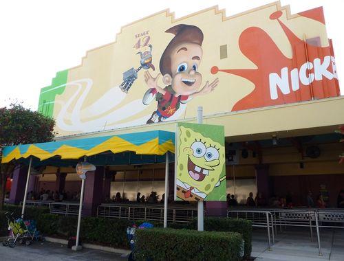 Jimmy Neutron's Nicktoon Blast Universal Studios 5