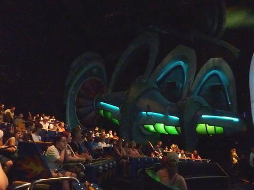 Jimmy Neutron's Nicktoon Blast Universal Studios 16