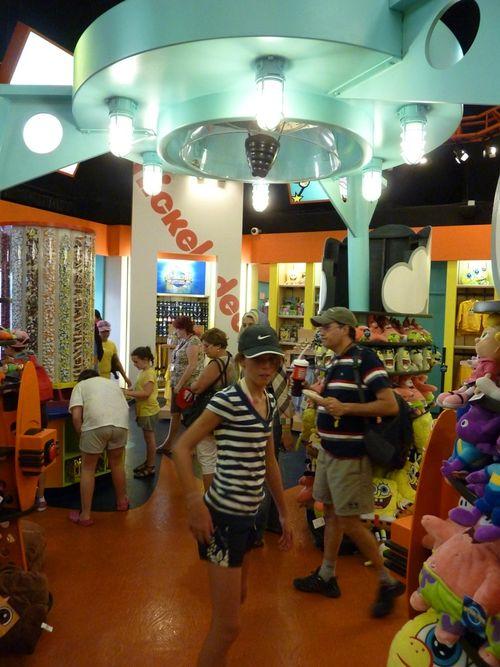 Jimmy Neutron's Nicktoon Blast Universal Studios 20
