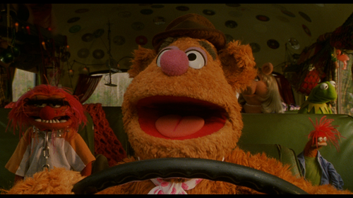 MUPPETS FROM SPACE Fozzie Bear