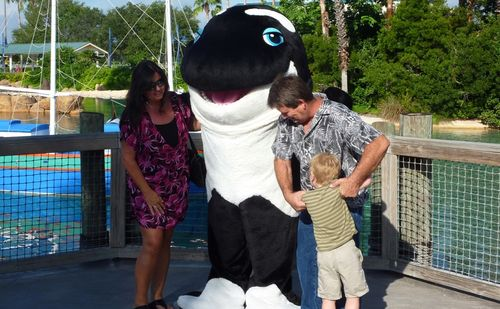 SEA WORLD ORLANDO 1