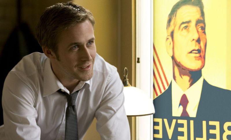 IDES OF MARCH Ryan Gosling