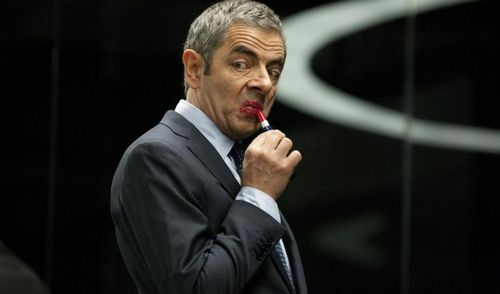 JOHNNY ENGLISH REBORN Atkinson