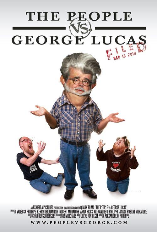 PEOPLE VS GEORGE LUCAS