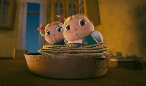 HOODWINKED TOO Hansel and Gretel