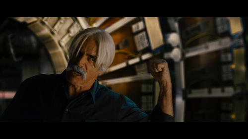 BIG BANG Sam Elliot
