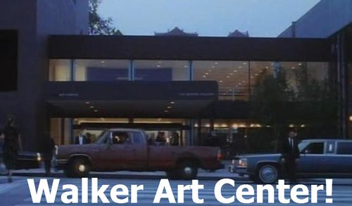 DROP DEAD FRED Walker Art Center 1