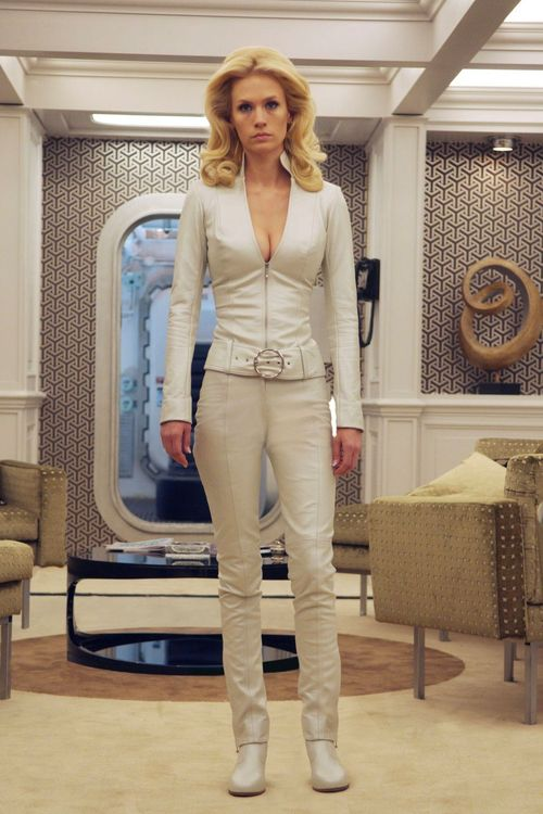 X-MEN FIRST CLASS January Jones