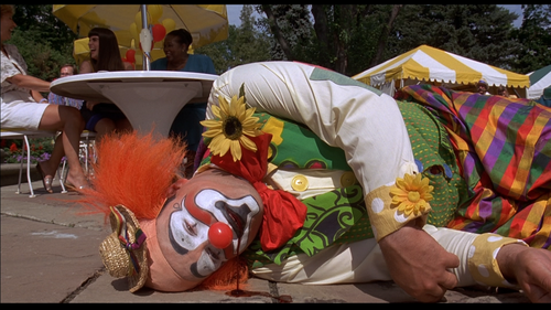 BILLY MADISON Dead Clown