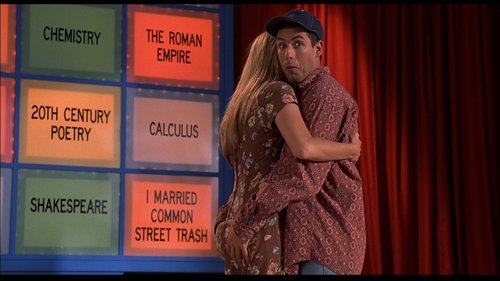 BILLY MADISON Game