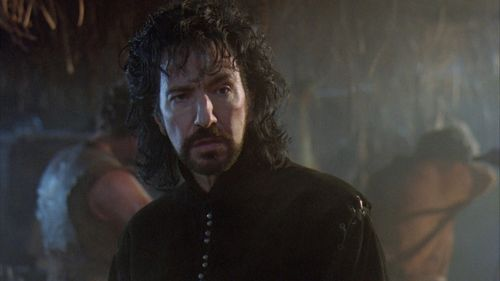 ROBIN HOOD PRINCE OF THIEVES Alan Rickman