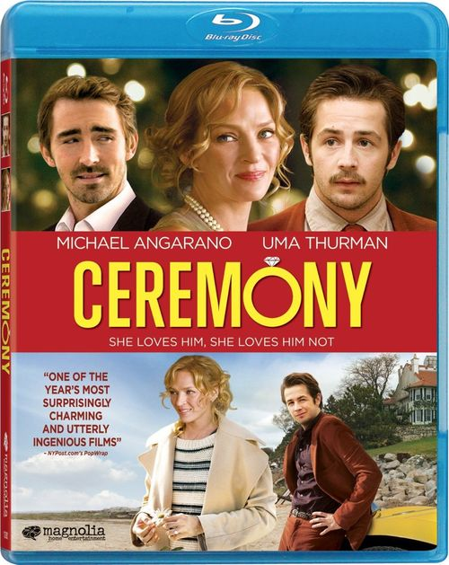 CEREMONY Blu-ray