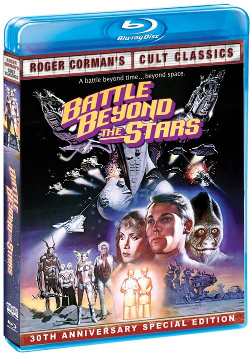 BATTLE BEYOND THE STARS Blu-ray