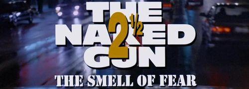 NAKED GUN 2 Title