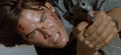 POINT REAK Keanu Reeves Gun