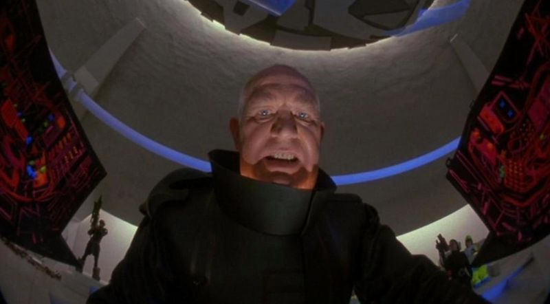 BILL & TED'S BOGUS JOURNEY Joss Ackland