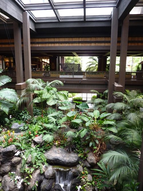 Disney's Polynesian Resort 2