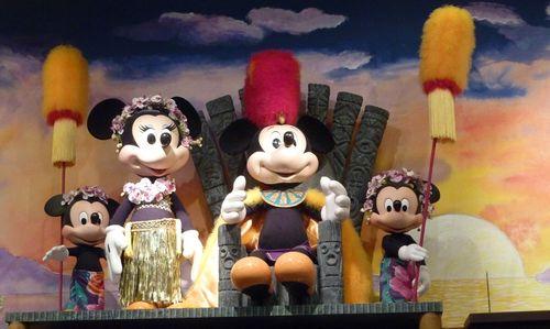Disney's Polynesian Resort 3