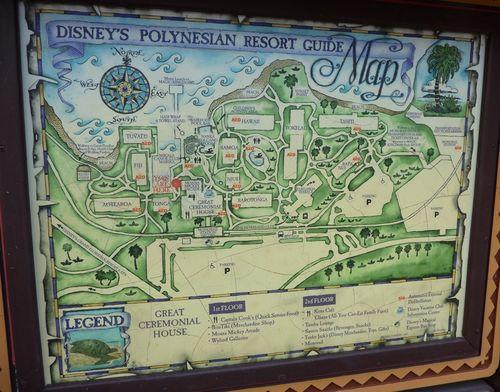 Disney's Polynesian Resort 16