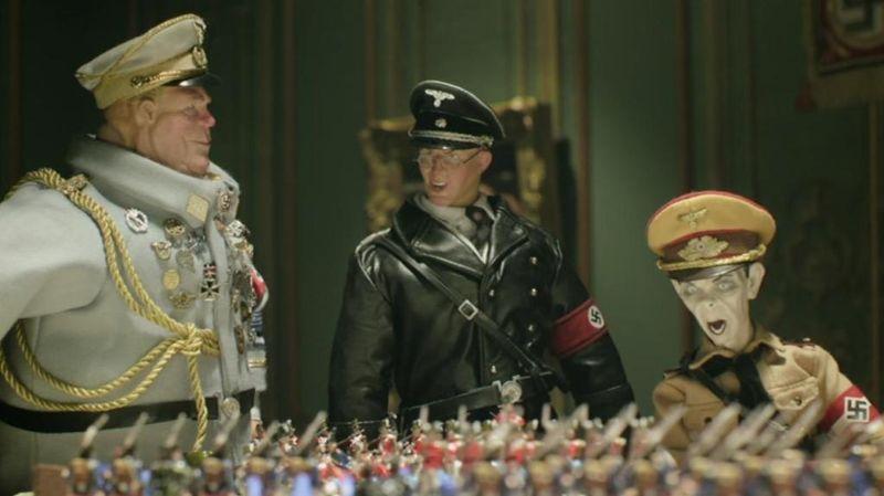 JACKBOOTS ON WHITEHALL Nazis