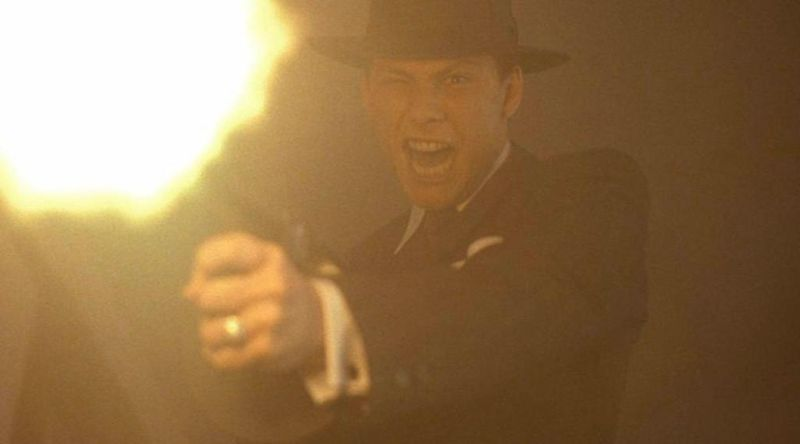 MOBSTERS Christian Slater Tommy Gun