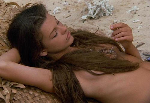 RETURN TO THE BLUE LAGOON Milla Jovovich
