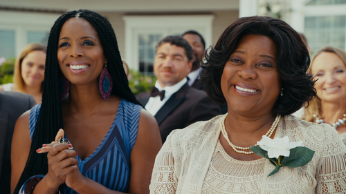 JUMPING THE BROOM Loretta Devine