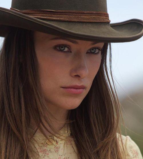COWBOYS & ALIENS Olivia Wilde